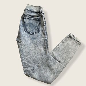 New York and Company HighWaist Jean Legging Skinny